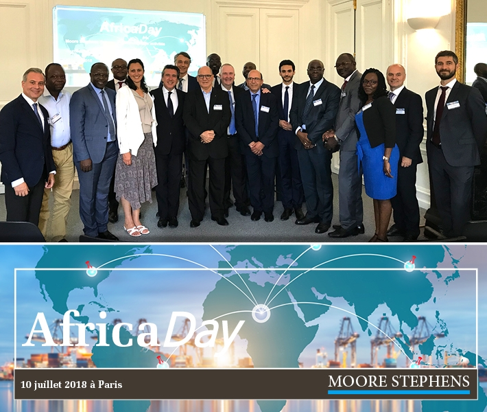 Moore Stephens: Africa Day