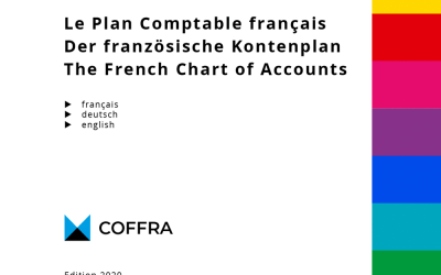 The French Chart of Accounts: German – French – English