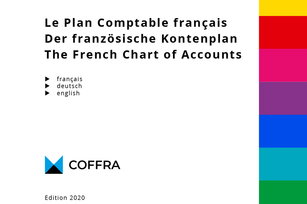 The French Chart of Accounts: German - French - English